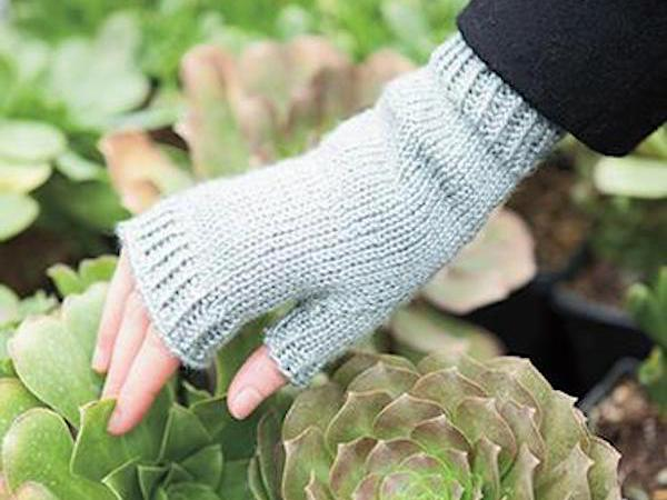 Knitted Gifts-Fingerless Mitts-Knitpicks