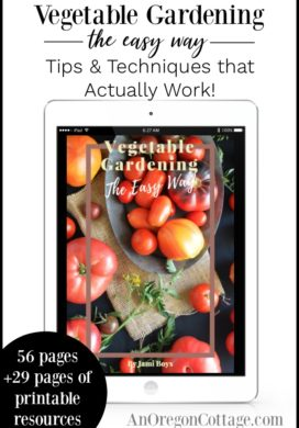 Vegetable Gardening the Easy Way ebook