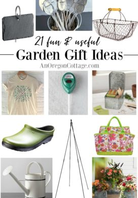useful garden gift ideas