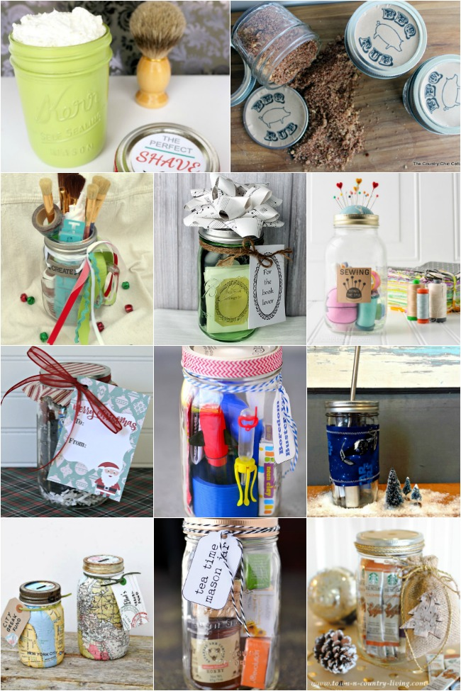 How to paint a mason jar with a frosted finish - Happy Hooligans https://happyhooligans.ca/coloured-mason-jars/