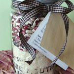 Red Beans and Rice mason jar gift