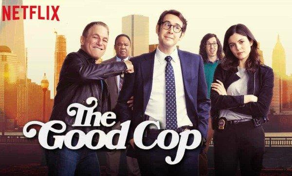 The Good Cop-Netflix