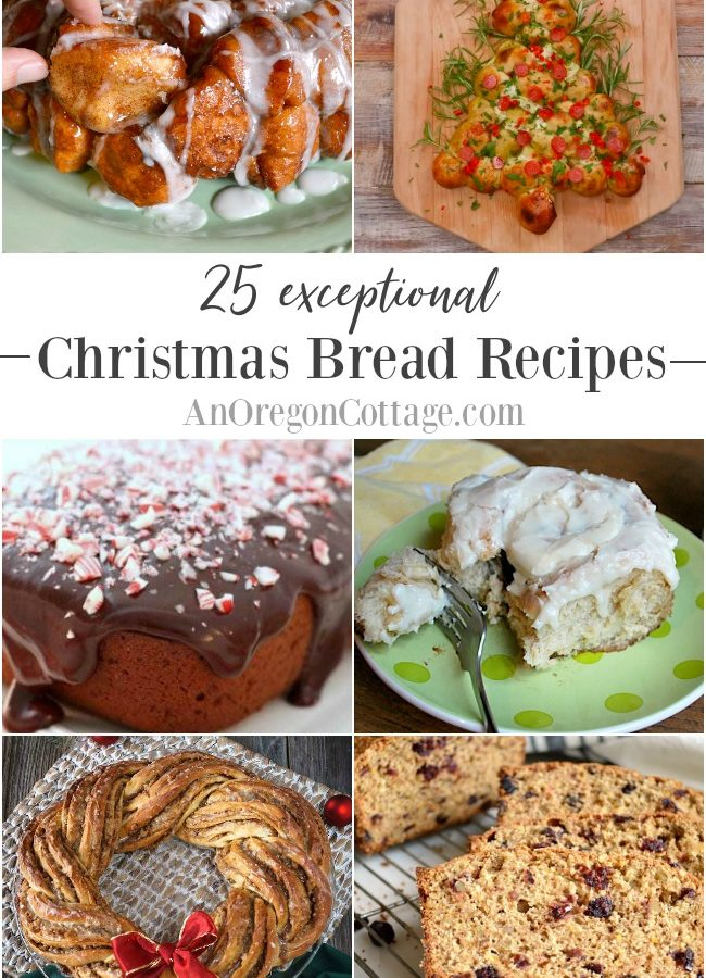 Exceptional Christmas Bread Recipes