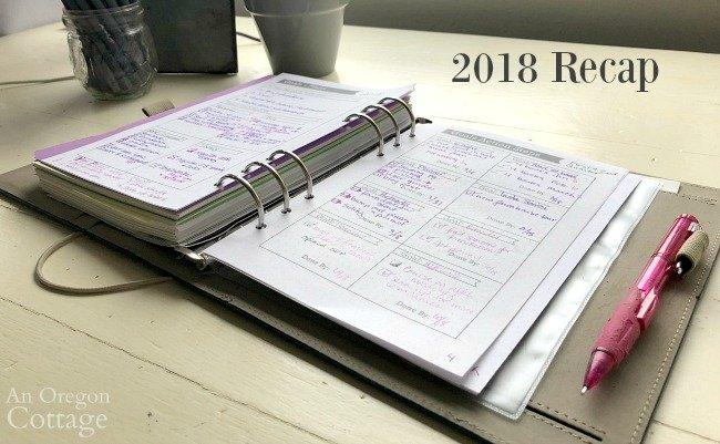 Flexible Planner Goals pg-2018