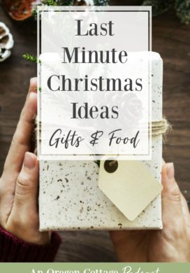 Podcast Ep.48-Last Minute Christmas Ideas