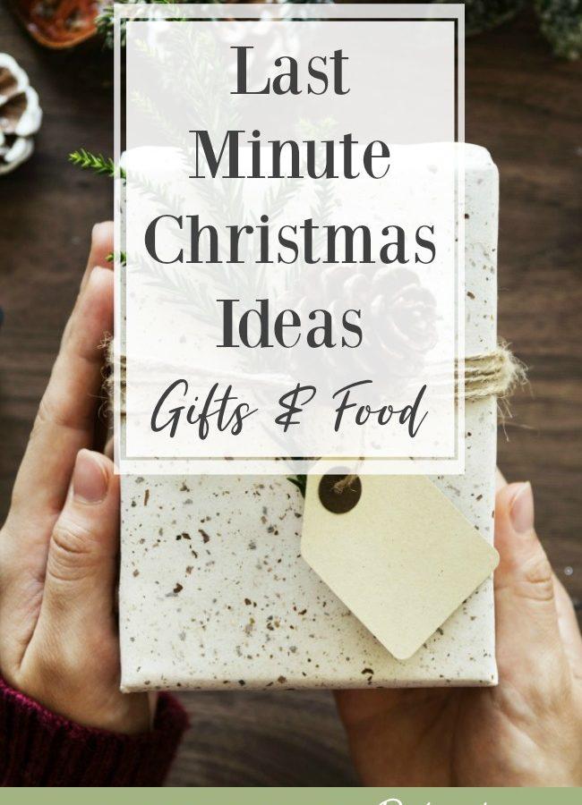 Podcast Ep.48-Last Minute Christmas Ideas