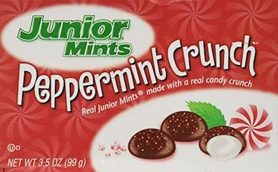 peppermint crunch box