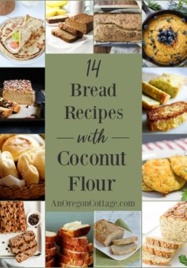 Bread Recipes with Coconut Flour