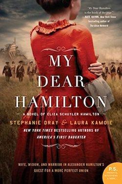 My dear hamilton cover