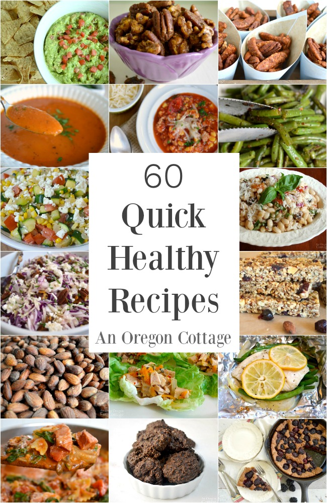 Quick Healthy Recipes