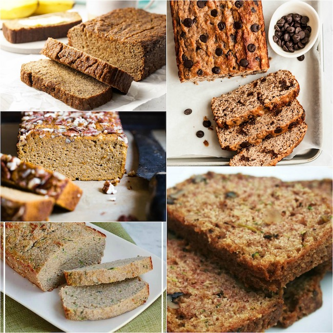 Sweet bread recipes with coconut flour_
