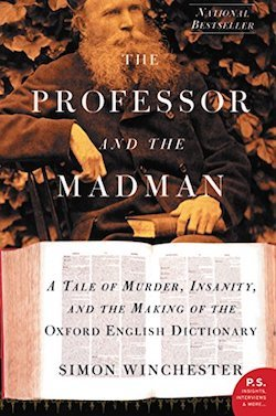 professor and madman cover