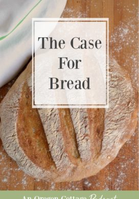 The Case for Bread-artisan bread