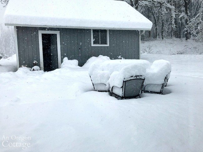2-19 snow on chairs