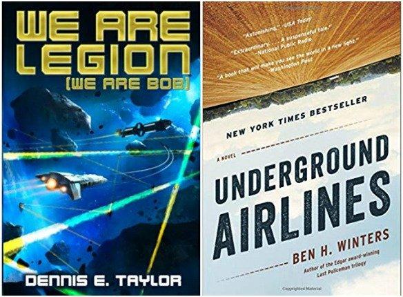 February Audiobook covers