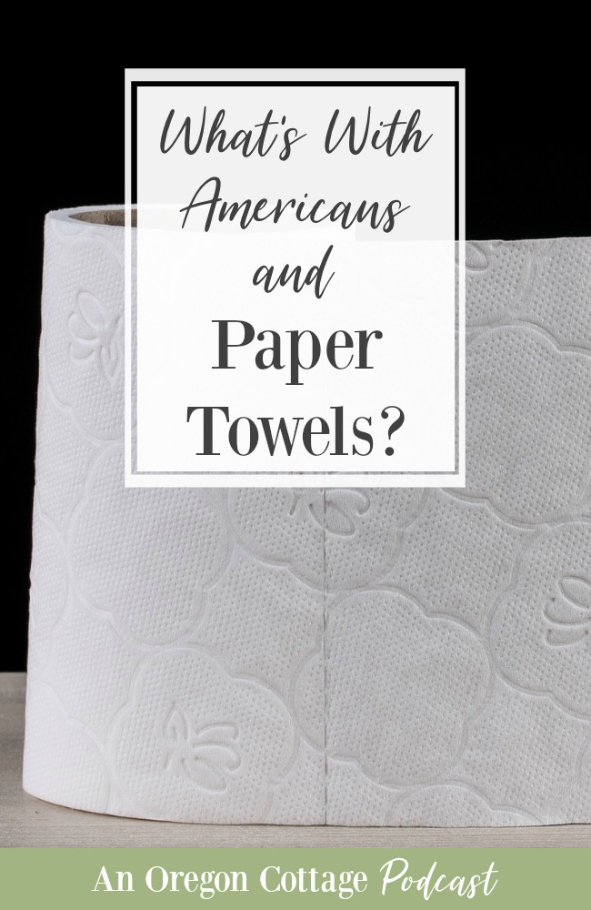 Podcast Ep.54-paper towels