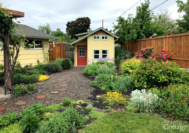 Major Yard Makeover in 2019-from lawn