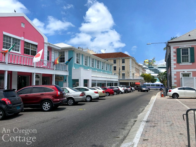 Downtown Bahamas