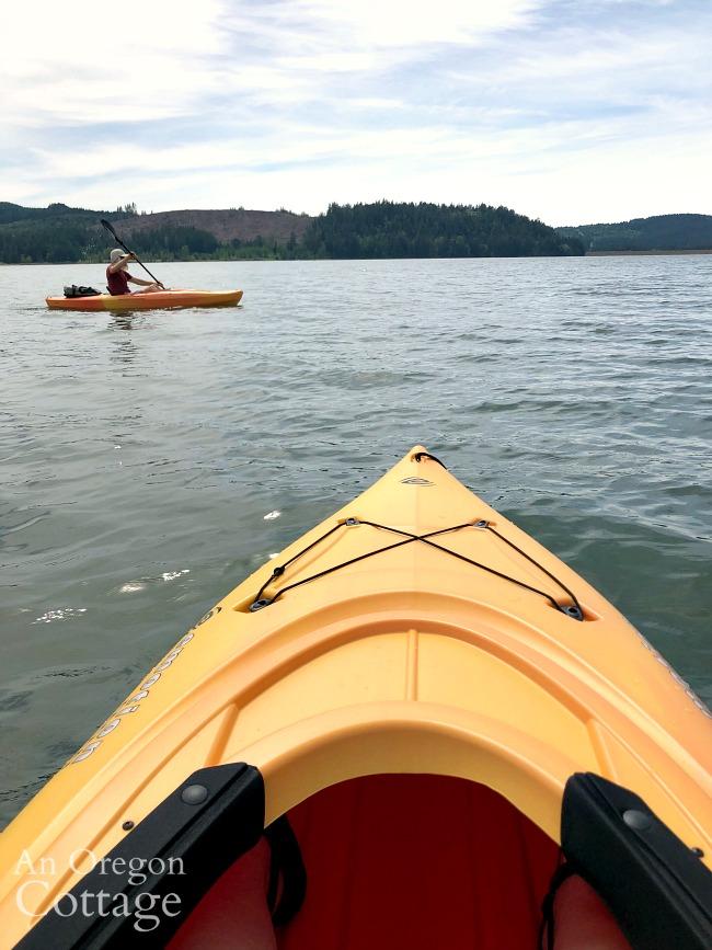 Mothers Day Kayaking2019