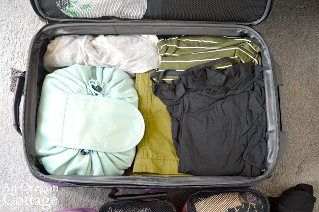 Warm vacation packing layer1