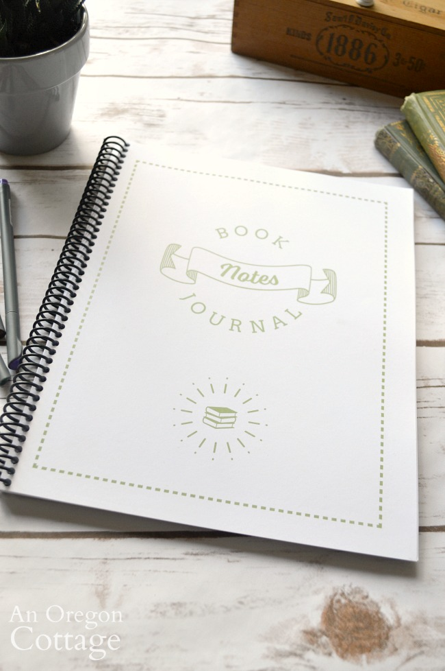 Book Notes Journal