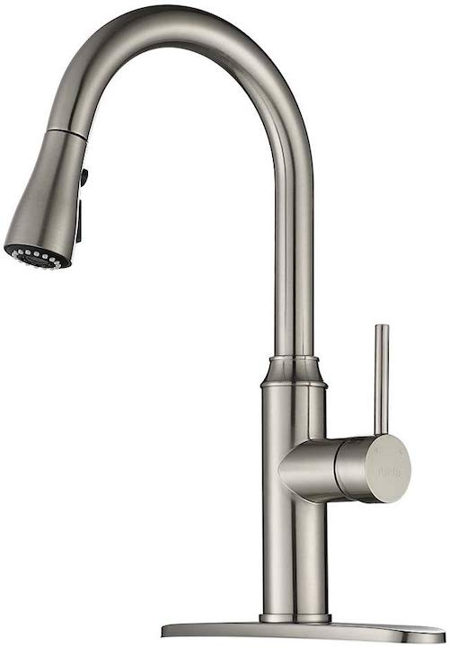 faucet on Amazon