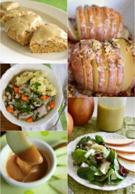 Easy fall recipes