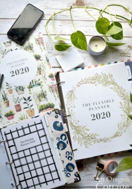 2020 Flexible Planner