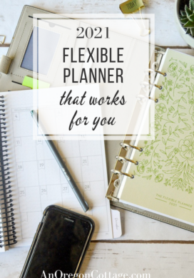 2021 flexible planner-works for you
