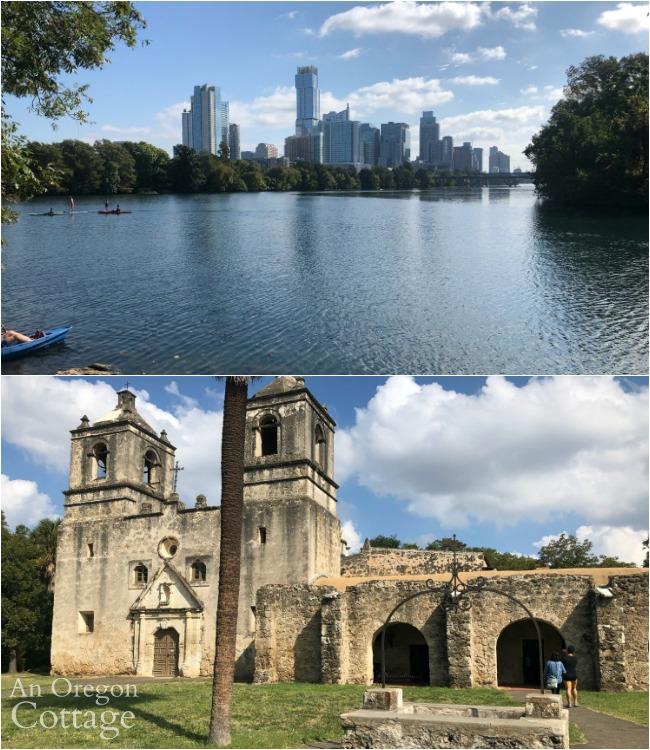 Austin-San Antonio mission