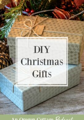 Podcast Episode-66-DIY Christmas Gifts pin image