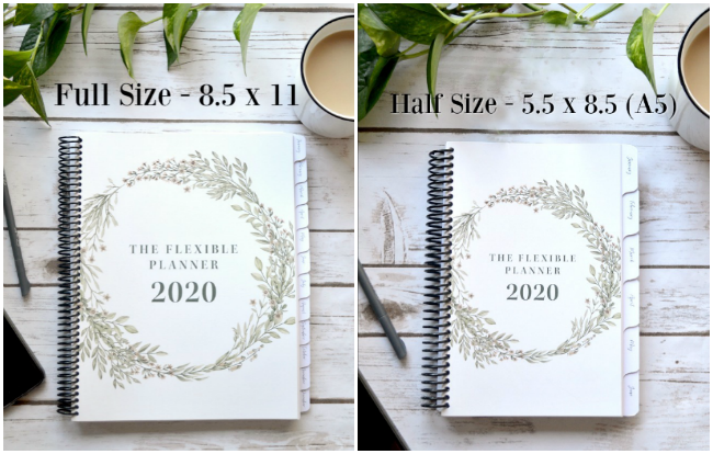 printed planners-both sizes