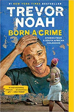 Born a Crime cover