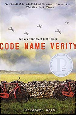 Code Name Verity cover