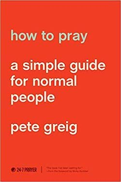 How to Pray cover