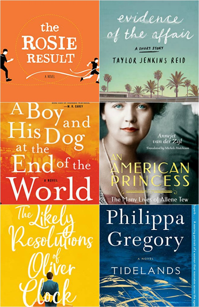 March Book Reviews