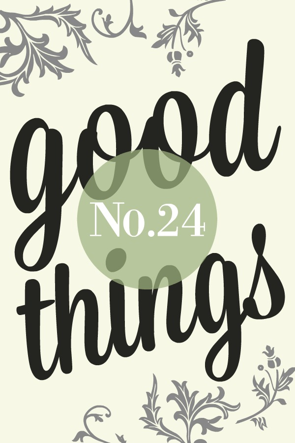 The Good Things List-No24