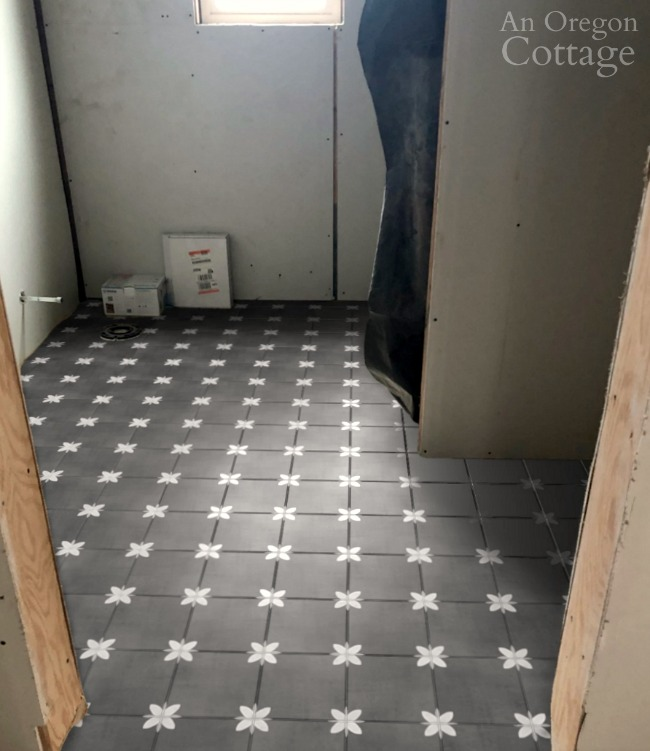 main bath floor with Fiona tile-tile website photo