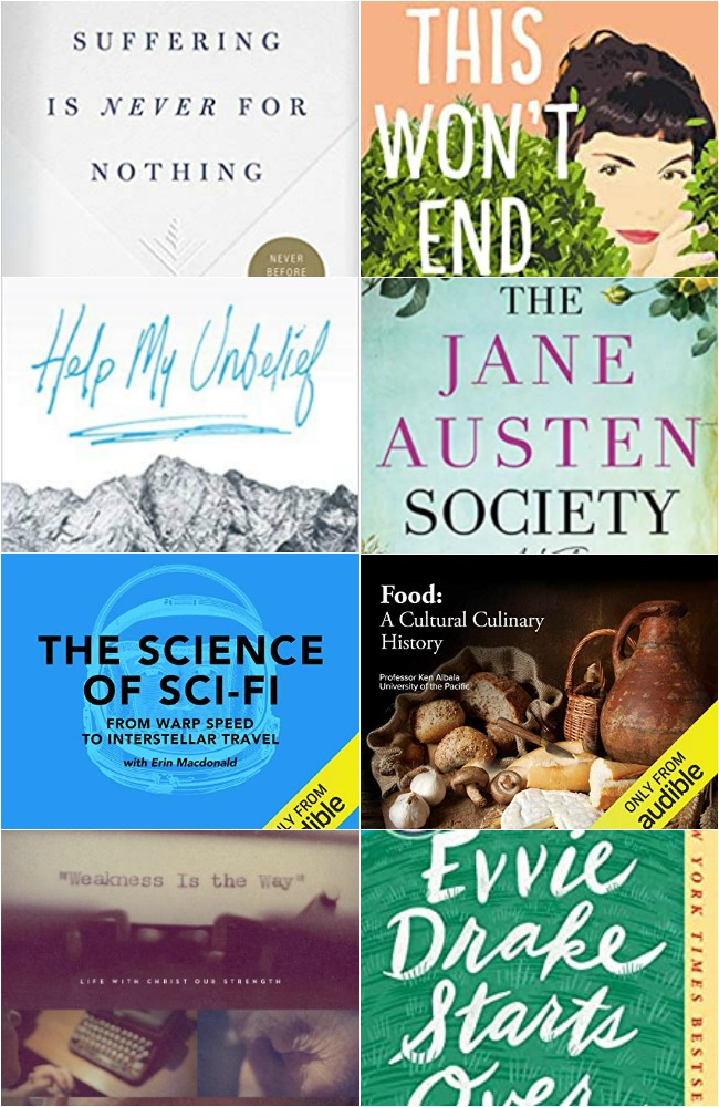 June 2020 books read-covers