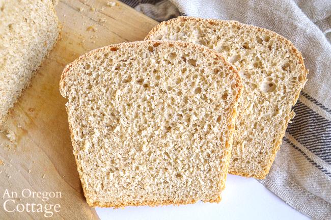 pieces of soft sourdough sandwich bread