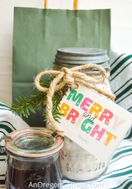 Mason-jar-Chocolate-mint-cookies