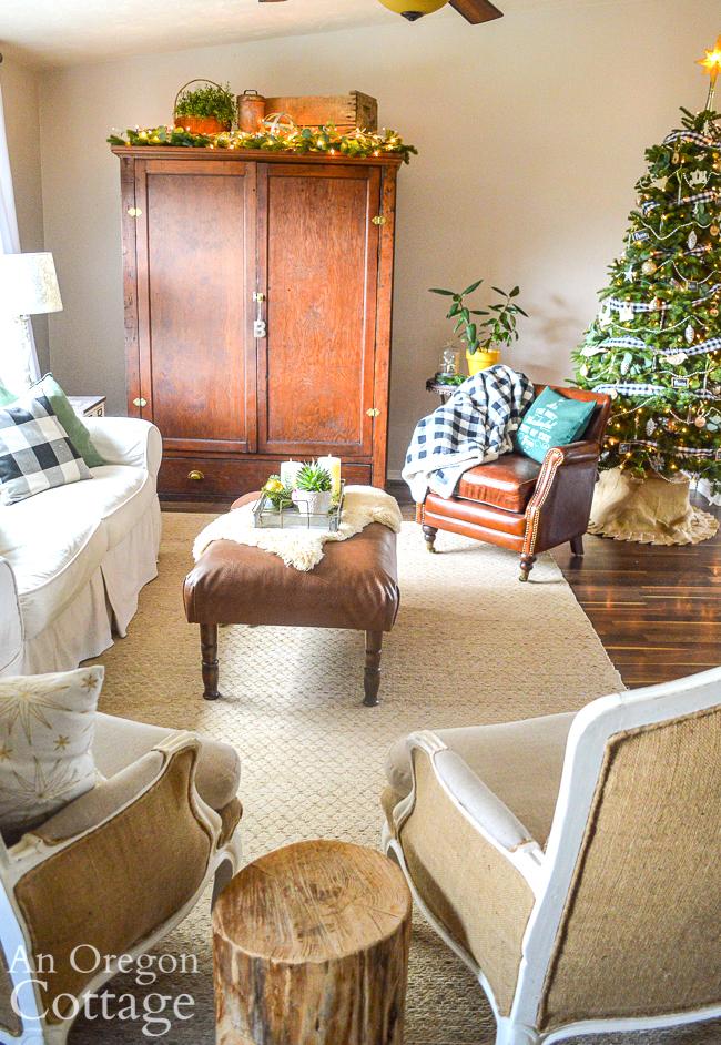 christmas 2020 living room