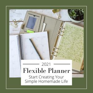 2021 Flexible Planner