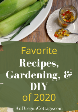 top recipes-gardening-diy-2020