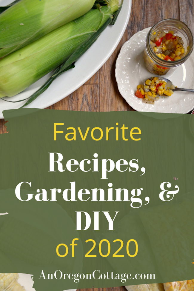 top recipes-gardening-diy-2020