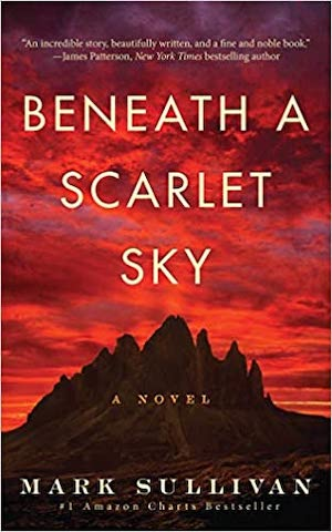 Beneath a Scarlet Sky cover