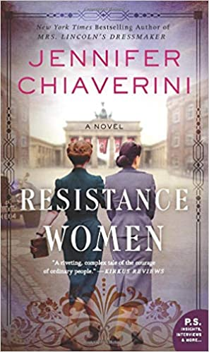 Resistance Women cover