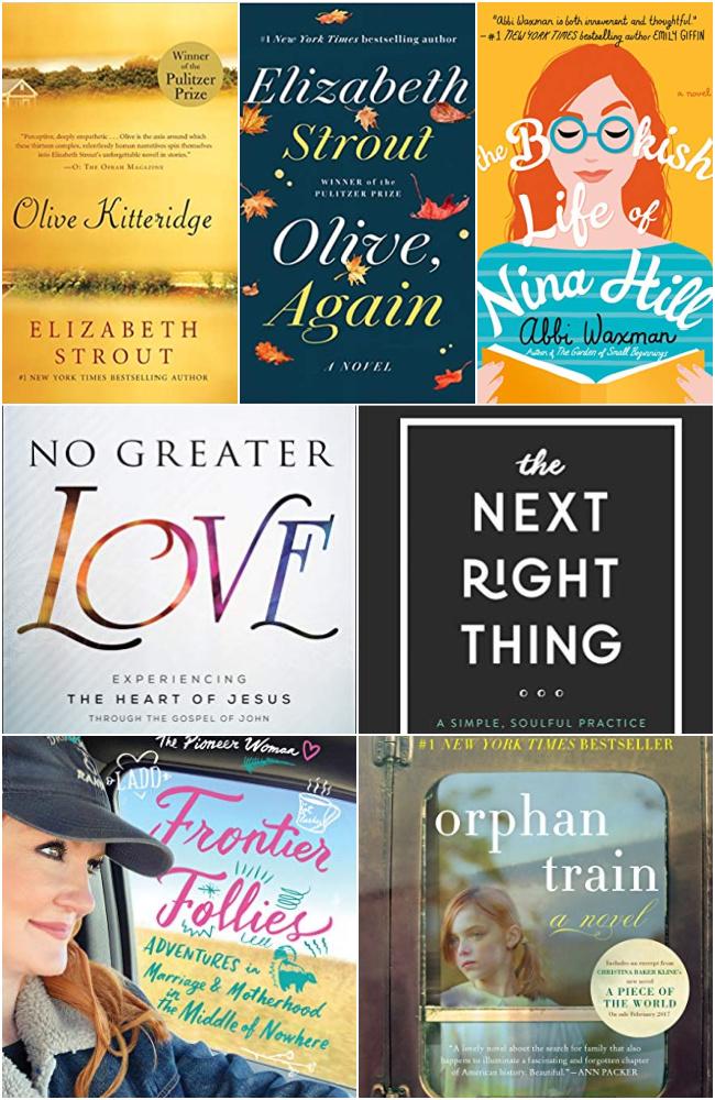 February 2021 Books Read