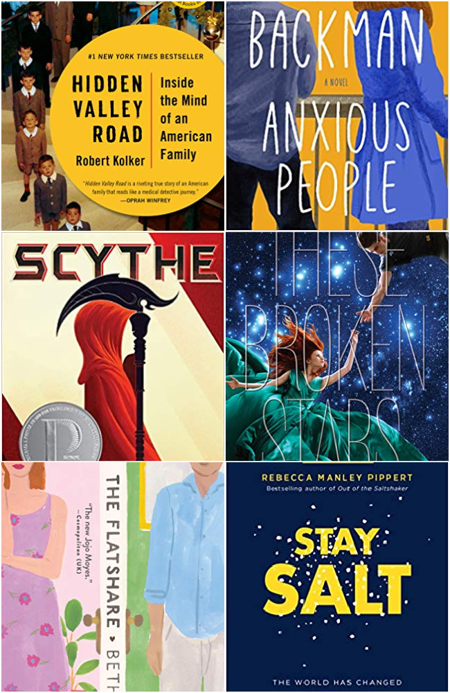 February2021 books read