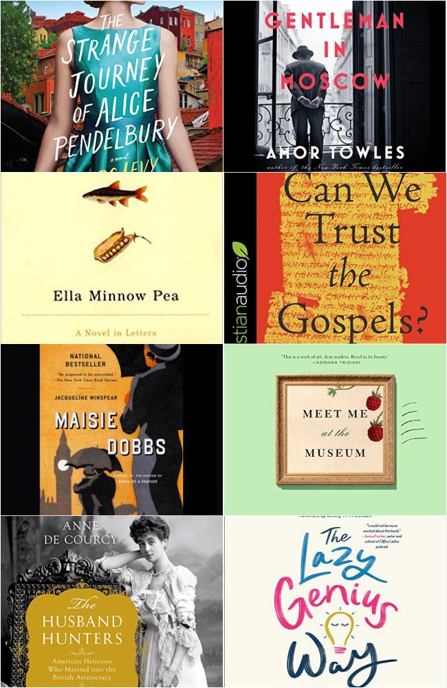March 2021 Books Read